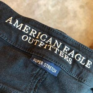 Black Jeggings American Eagle